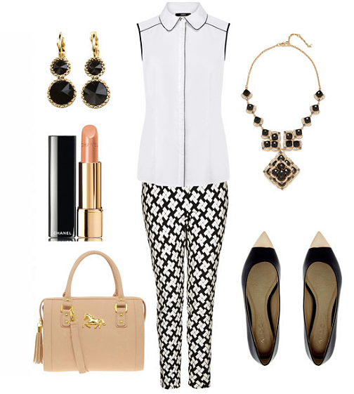 Trendspotting: 'Summer' Internship Look